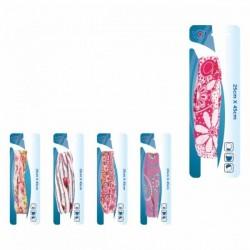 Nuvita Set 2 lingurite silicon - albastru 8480