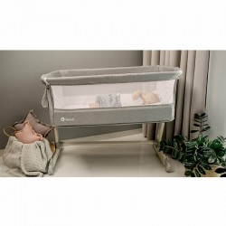 Nuvita Junior Cuccioli sac de iarna 100 cm - Cat Melange Gray / Black - 9605