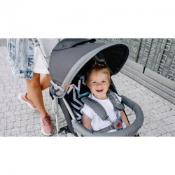 Baby Design Husky carucior multifunctional + Winter Pack - 05 Turquoise 2020